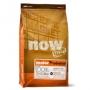 NOW! Grain Free 無穀物鴨肉火雞三文魚蔬菜水果 - 老犬/減肥配方 (25lbs)