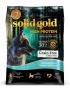 Solid gold (無穀三文魚狗糧)High Protein with Salmon 22lbs