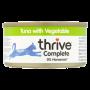 Thrive 天然貓主食罐頭 75g -吞拿魚+蔬菜